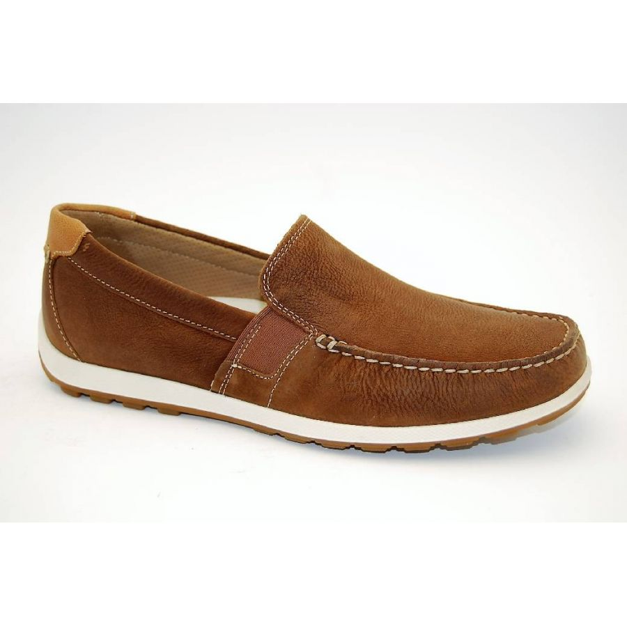 ECCO brun RECIPRICO loafer