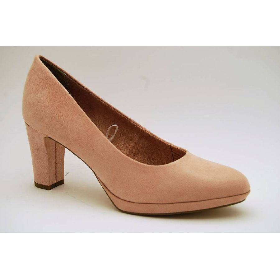 TAMARIS rosa pumps
