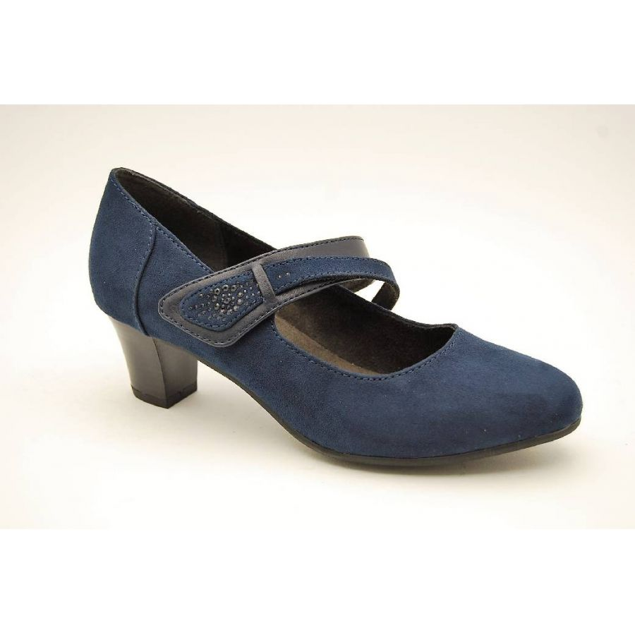 SOFTLINE navy pumps
