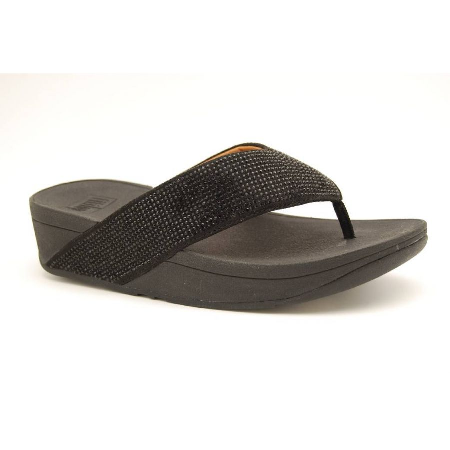 FITFLOP svart RITZY TOE-THONG