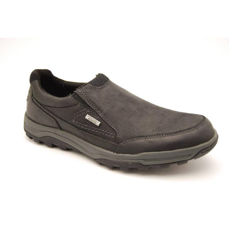 ROCKPORT svart slipon WP
