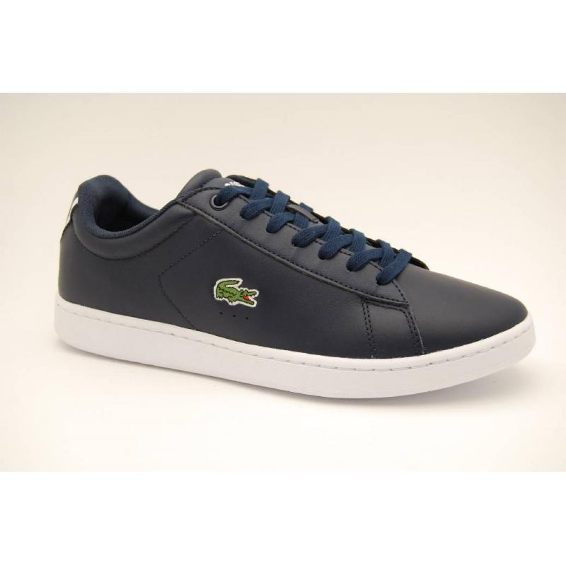 LACOSTE navy CARNABY EVO
