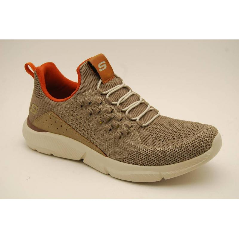 SKECHERS taupe RELAXED FIT