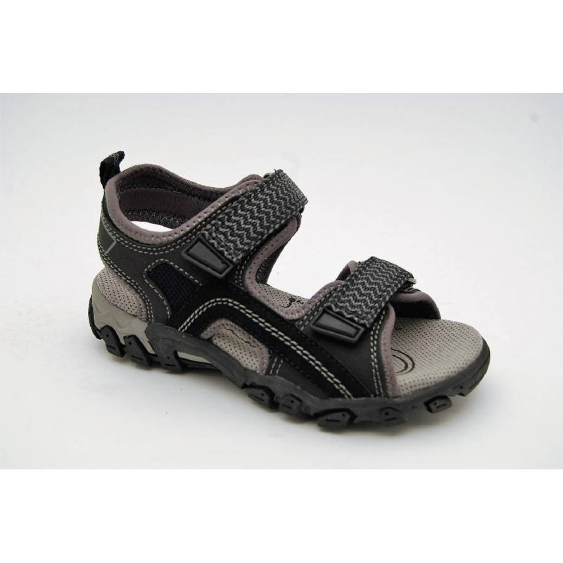 SUPERFIT svart sandal