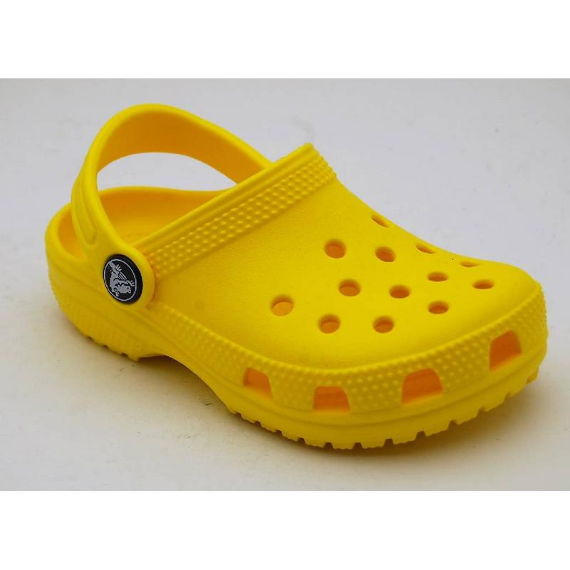 CROCS lemon CLASSIC KIDS