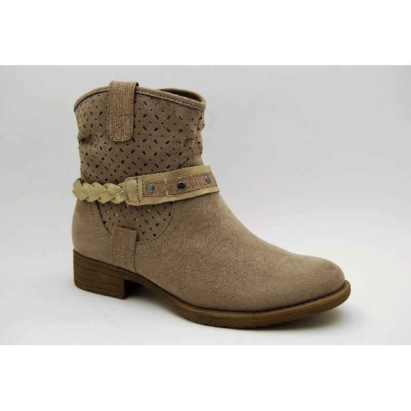 SOFTLINE taupe boots