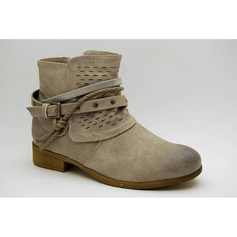 DUFFY taupe boots