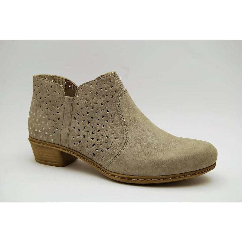 RIEKER taupe boots