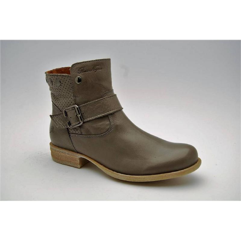 ROSA NEGRA taupe boots