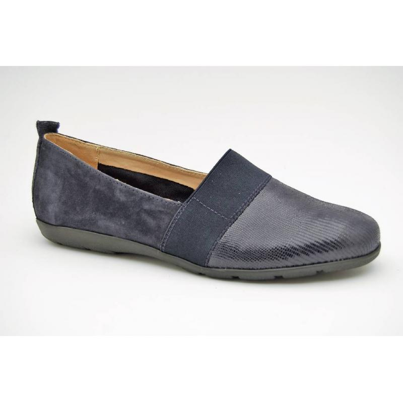 CAPRICE navy slipon