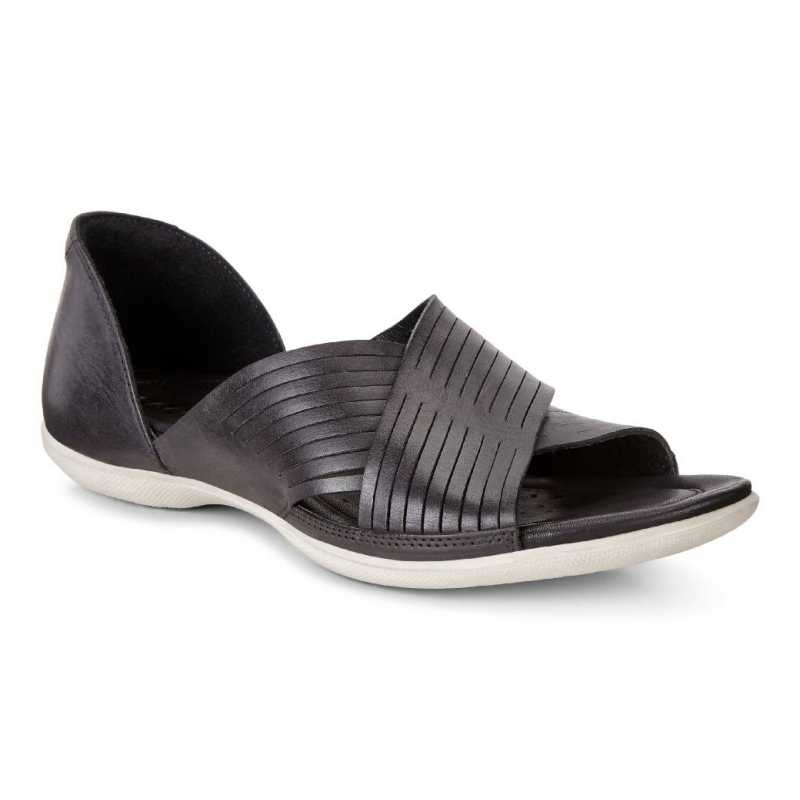 ECCO svart FLASH sandal