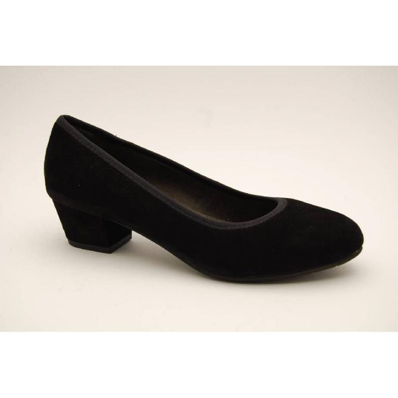 JANA svart pumps