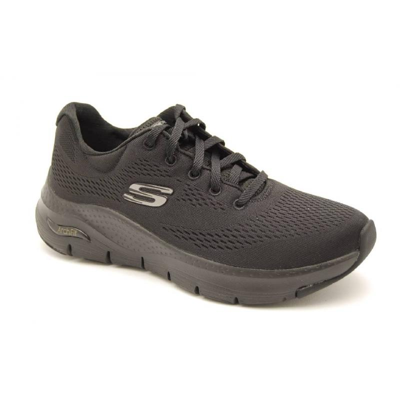 SKECHERS svart W ARCH FIT