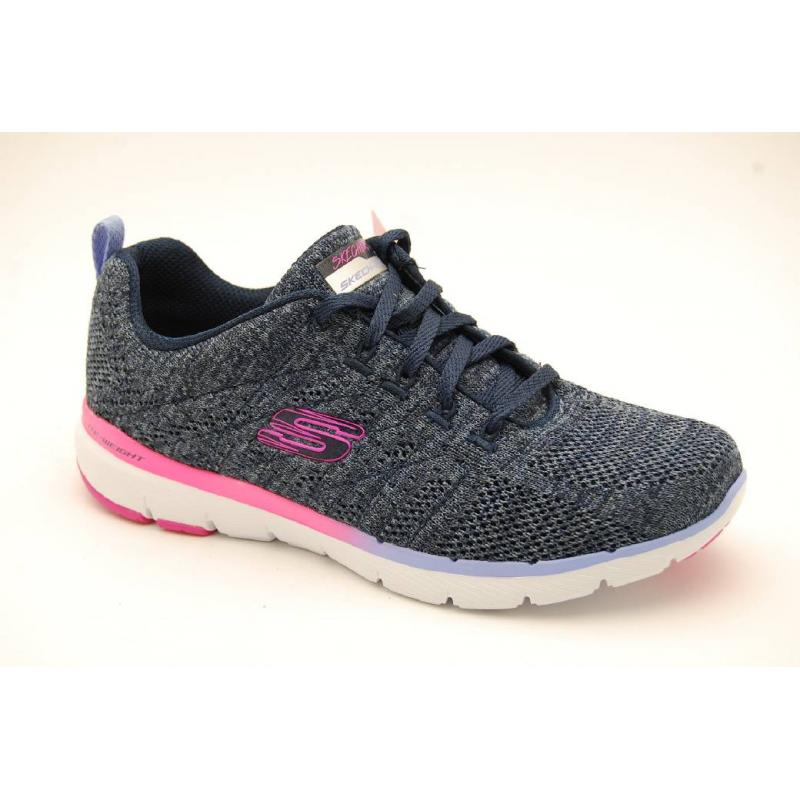 SKECHERS navy W FLEX APPEAL 3