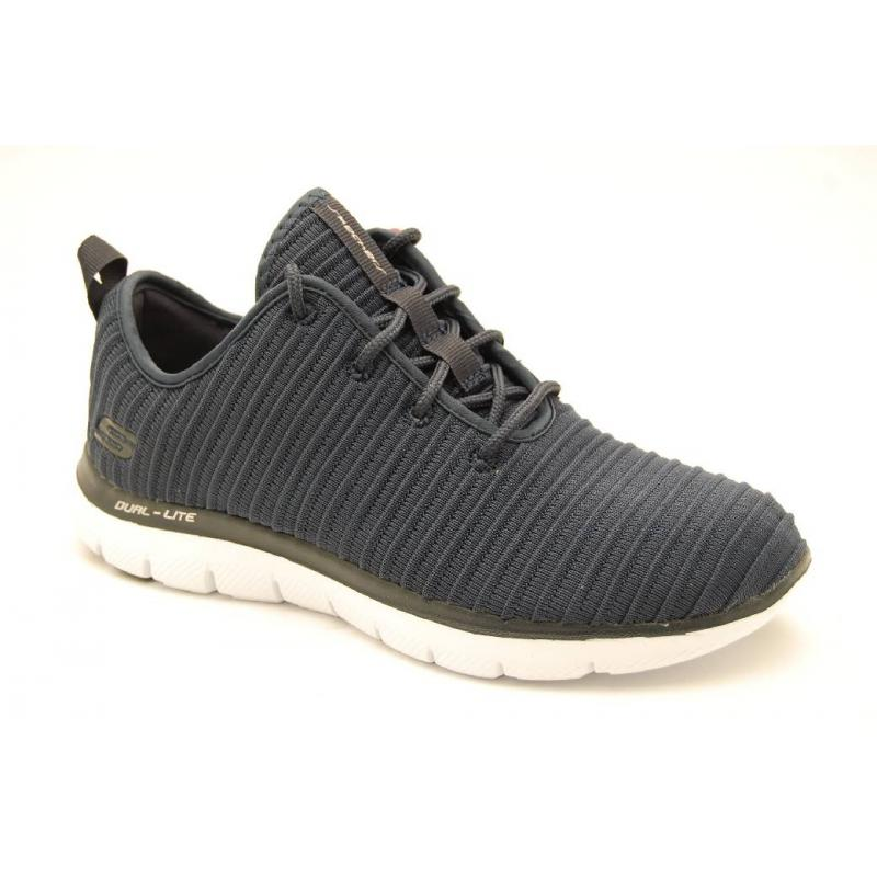 SKECHERS navy W FLEX APPEAL