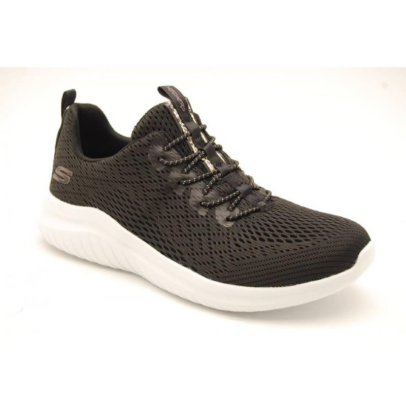 SKECHERS svart ULTRA FLEX