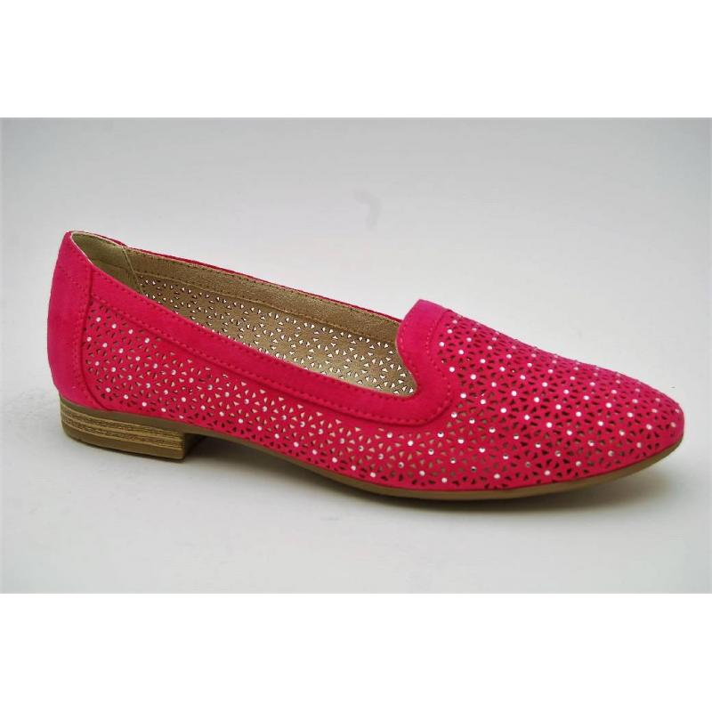 SOFT LINE rosa loafer