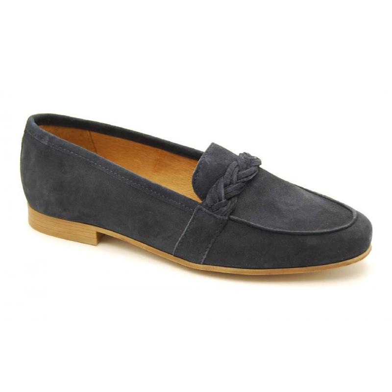 TAMARIS navy mocka loafer