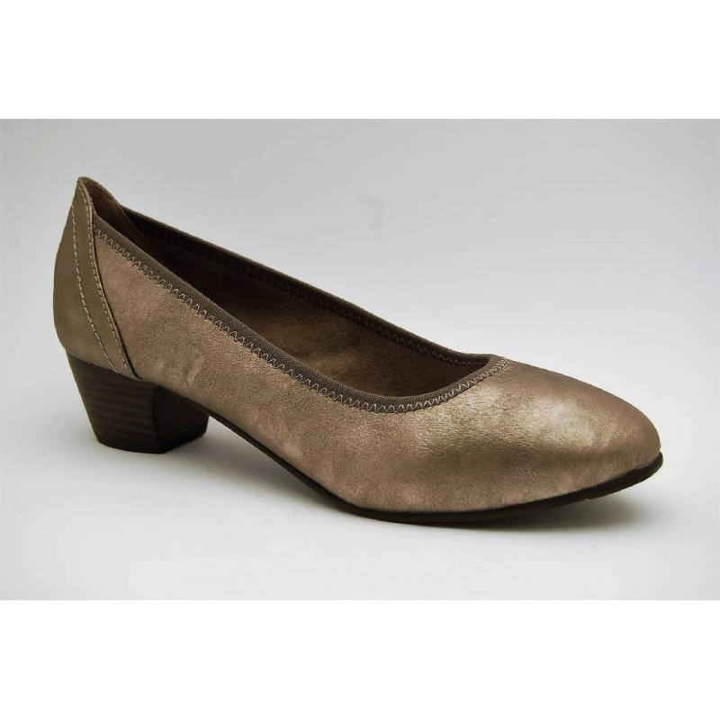 SOFTLINE taupe pumps