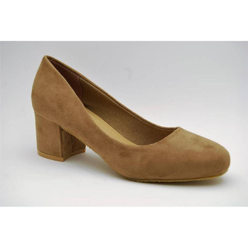 DUFFY beige pumps