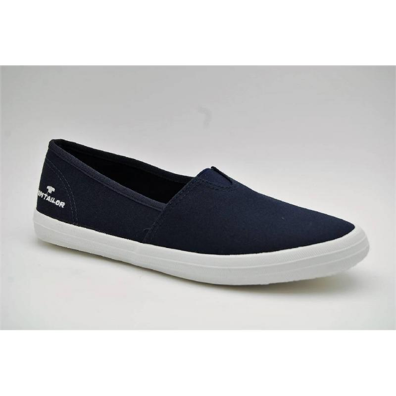 TOM TAILOR navy slipon