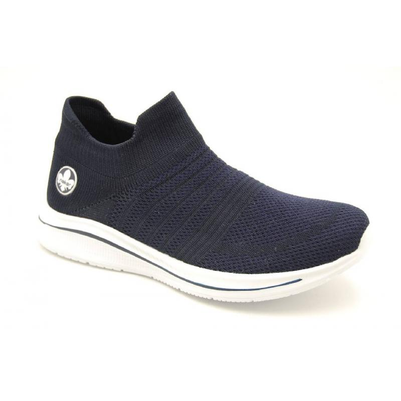 RIEKER navy textil speedsocks
